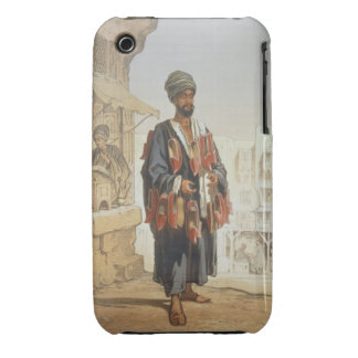 The Slipper Seller, from 'Souvenir of Cairo', 1862 iPhone 3 Case-Mate Cases
