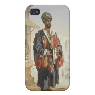 The Slipper Seller, from 'Souvenir of Cairo', 1862 iPhone 4/4S Case