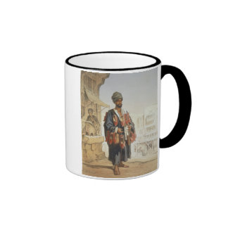 The Slipper Seller, from 'Souvenir of Cairo', 1862 Ringer Mug