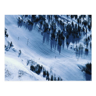 The Slopes - Postcard