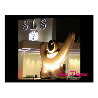 The SLS Las Vegas Postcard