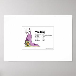 The Slug: Hero Profile Poster