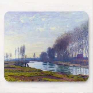 The Small Arm of the Seine at Argenteuil Mouse Pad
