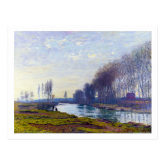 The Small Arm of the Seine at Argenteuil Postcard
