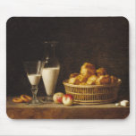 The Small Collation, or The Carafe of Orgeat Mouse Pad