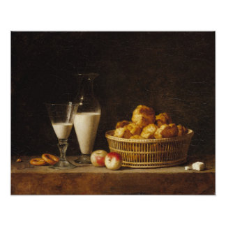 The Small Collation, or The Carafe of Orgeat Poster