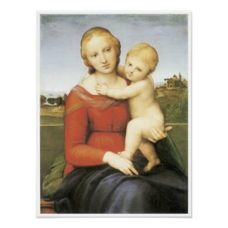 The Small Couper Madonna, c. 1505 Poster