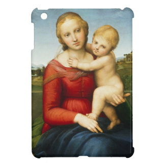 The Small Cowper Madonna, c.1505 (oil on panel) iPad Mini Cases