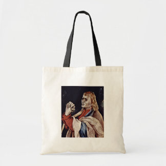 The Small Crucifixion: Christ On The Cross, Mary M Tote Bags
