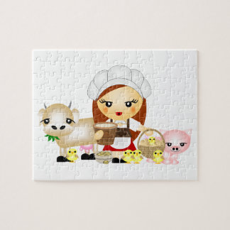 The small Dairy one Jigsaw Puzzle