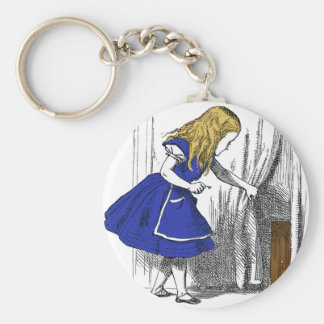 The Small Door Basic Round Button Keychain