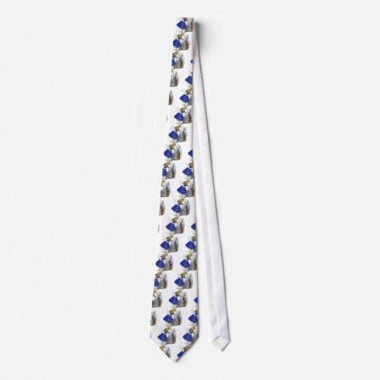 The Small Door Neck Tie