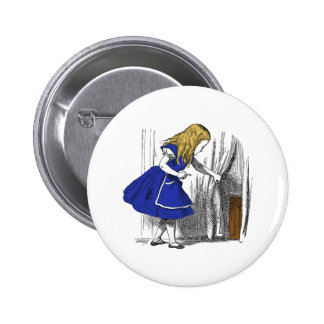 The Small Door Pinback Button