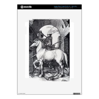 The Small Horse by Albrecht Durer Decals For iPad 3