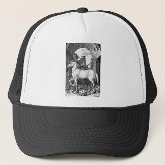 The Small Horse by Albrecht Durer Trucker Hat