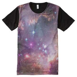 The Small Magellanic Cloud All-Over Print Shirt