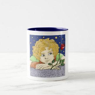 The Small Prince Two-Tone Coffee Mug