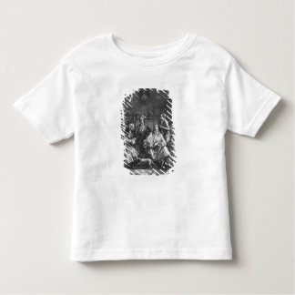 The Small Toilette Toddler T-shirt