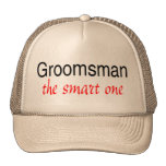 The Smart One (Groomsman) Trucker Hat