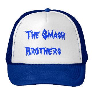 The Smash brothers Trucker snapback Trucker Hats