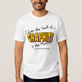 The Smell of Graphite Tee Shirt