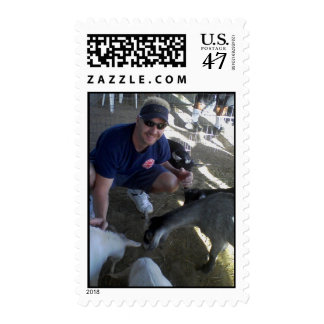 THE SMELL OF NATURE POSTAGE