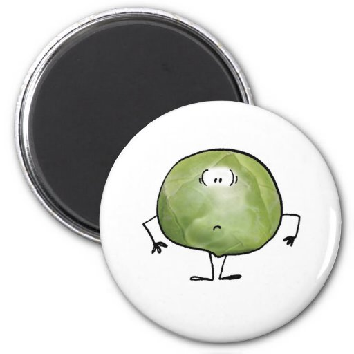 THE SMELLY SPROUT MAGNETS