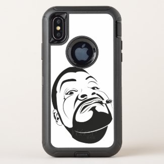 The Smile of the Koksmann OtterBox Defender iPhone X Case