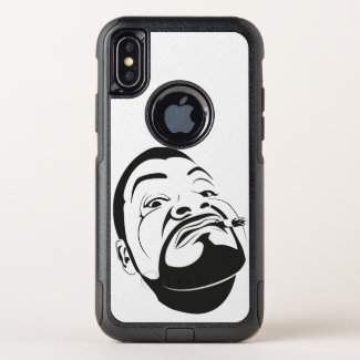 The Smile of the Koksmann OtterBox Commuter iPhone X Case