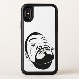 The Smile of the Koksmann OtterBox Symmetry iPhone X Case