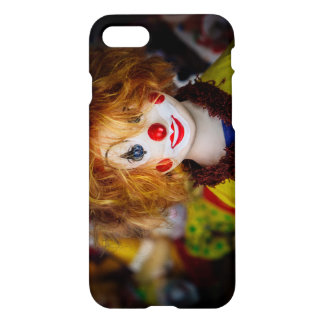The smile on a clown toy iPhone 7 case