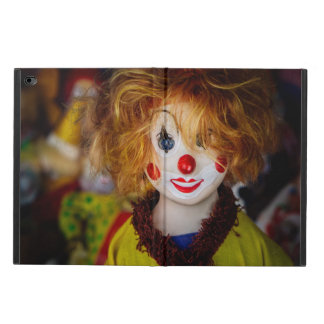The smile on a clown toy powis iPad air 2 case