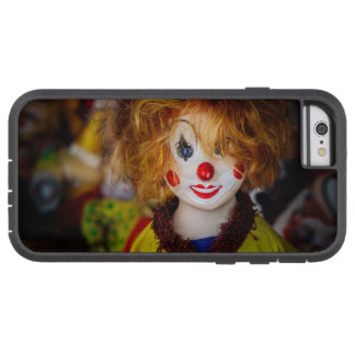 The smile on a clown toy tough xtreme iPhone 6 case