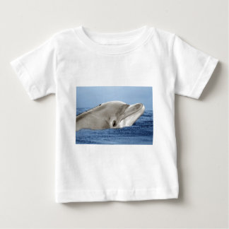 The smiling dolphin baby T-Shirt