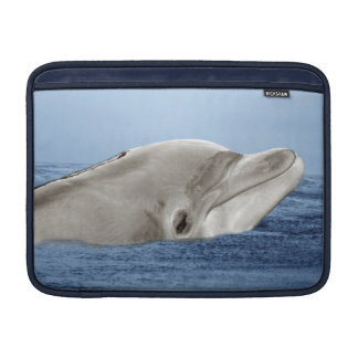 The smiling dolphin MacBook air sleeves