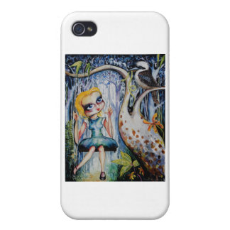 The Smiling Snake iPhone 4/4S Cases