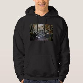 The Smiling Wolf Studio Sweatshirt (Black)