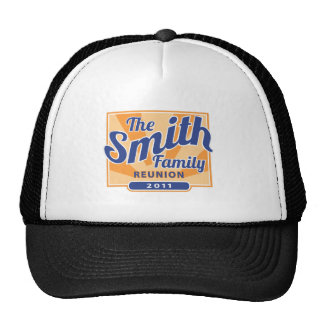 The Smith Family Reunion 2011, Ball Cap Trucker Hat