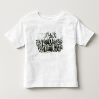 The Smithfield Parliament: Universal Suffrage Tee Shirt