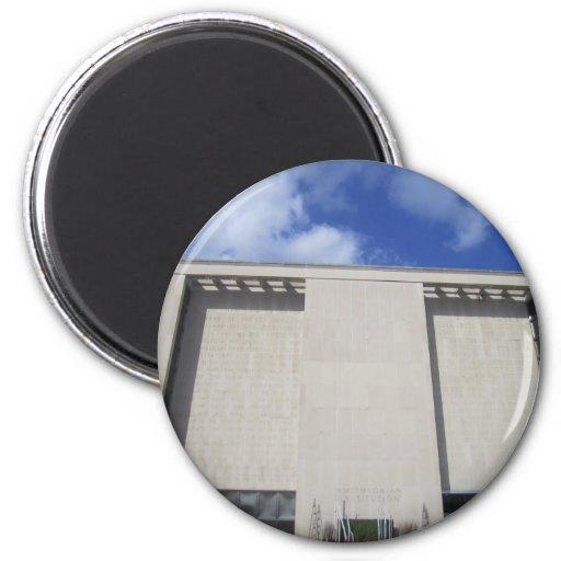The Smithsonian Fridge Magnets