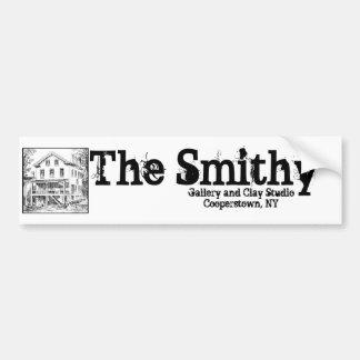 The Smithy Bumper Sticker