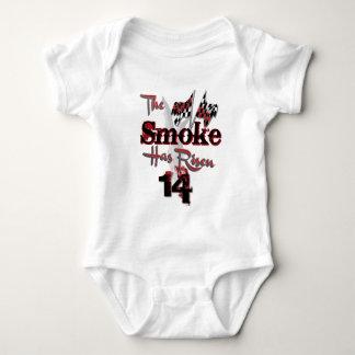 The Smoke Has Risen T-shirt
