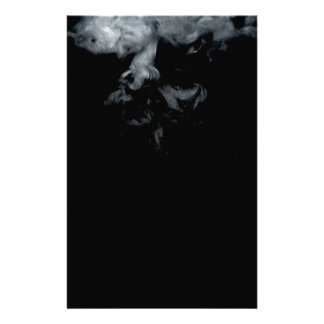 The Smoke Monster Personalized Stationery