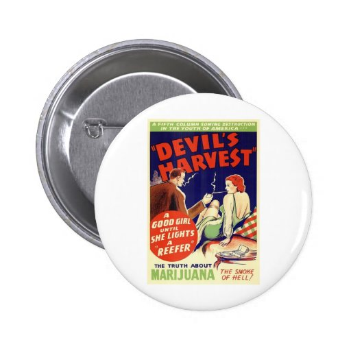 The Smoke of Hell! 2 Inch Round Button