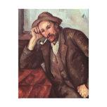 The Smoker, 1891-92 Canvas Prints