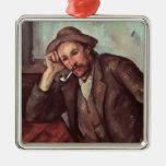 The Smoker, 1891-92 Christmas Ornaments