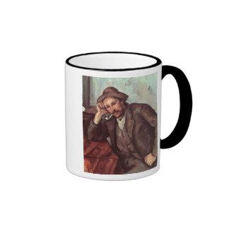 The Smoker, 1891-92 Coffee Mug