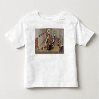 The smoking council of Frederick William I Toddler T-shirt