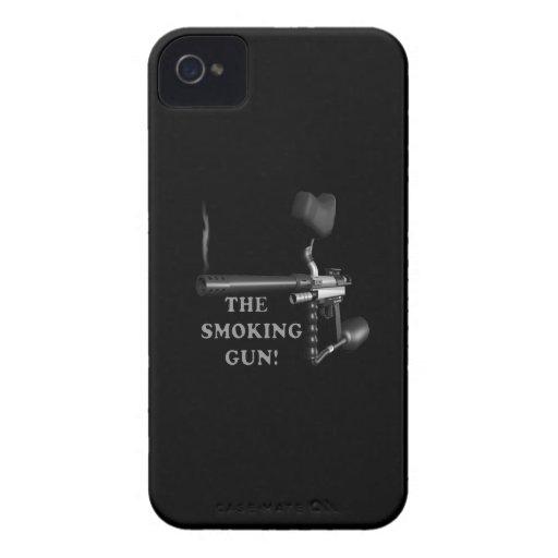 The Smoking Gun Blackberry Bold Case