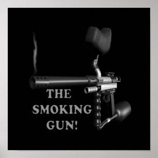 The Smoking Gun Poster
